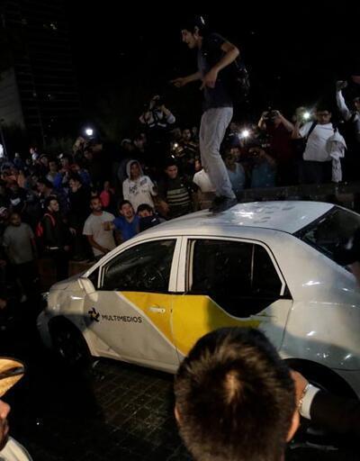 Meksika'da zam öfkesi