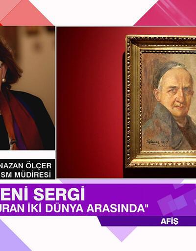 Feyhaman Duran sergisi açıldı