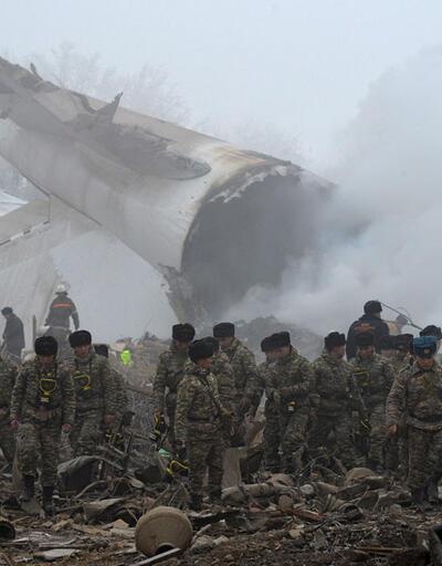 Türk kargo uçağının düşme nedeni belli oldu