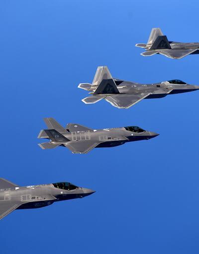ABD'nin F-35 filosu Japonya'ya konuşlandı