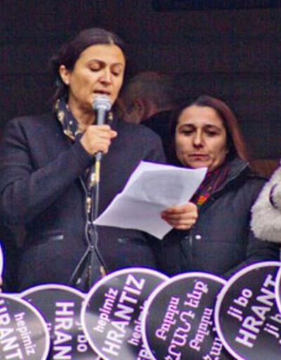 Türkan Elçi'den Hrant Dink mesajı