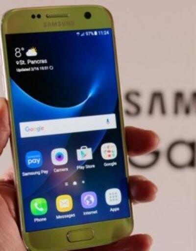 Son dakika... Galaxy S7 ve S7 Edge için Android Nougat güncellemesi geldi