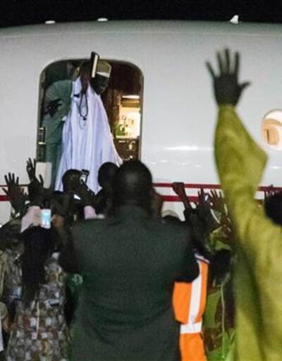 Gambiya eski liderinin devlet kasasından milyonlar çaldığı iddia edildi