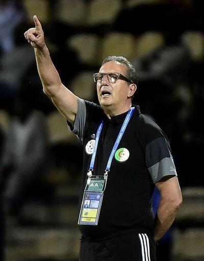 Cezayir Georges Leekens ile yollarını ayırdı