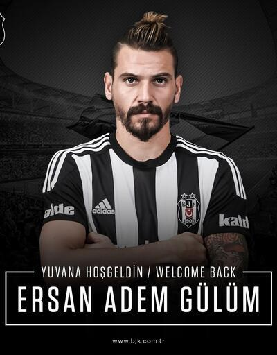 Ersan Gülüm resmen Beşiktaş'ta