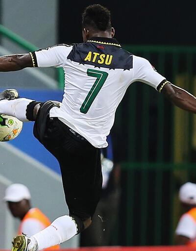 Afrika Kupası: Demokratik Kongo Cumhuriyeti: 1 - Gana: 2