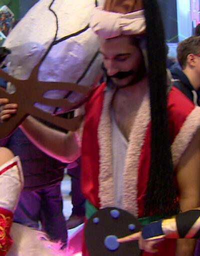 Oyun severler Gaming İstanbul'da buluştu