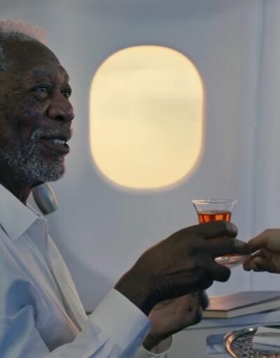 THY reklam filmi | Morgan Freeman ses tonuyla hayran bıraktı