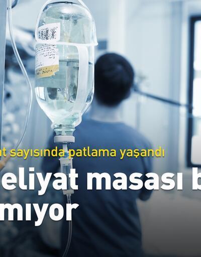 Sağlıkta dönüşüm ile ameliyat sayısı katlandı
