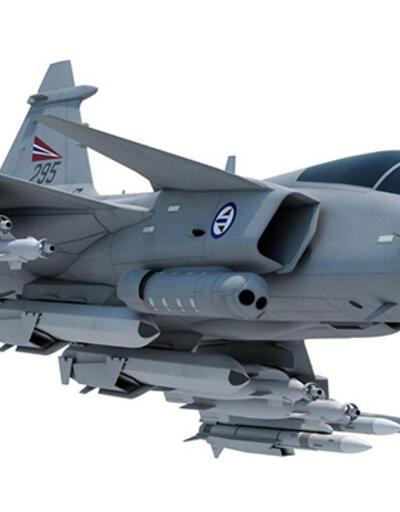 İsveç'te savaş uçaklarını görüntüleyen TIR şoförüne ceza