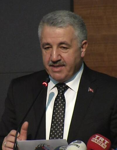 Ulaştırma Bakanı Arslan'dan internet müjdesi