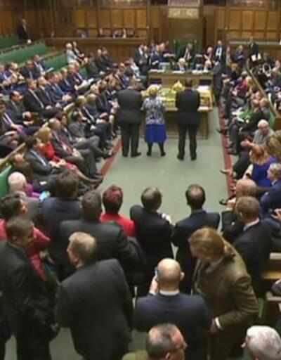 İngiltere Parlamentosu Brexit'e onay verdi