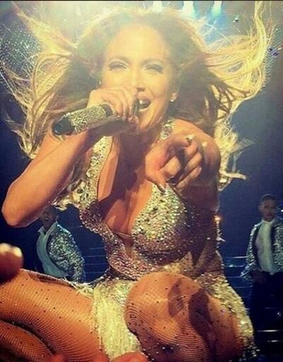 Jennifer Lopez'in fotoğrafı milyonlarca beğeni aldı