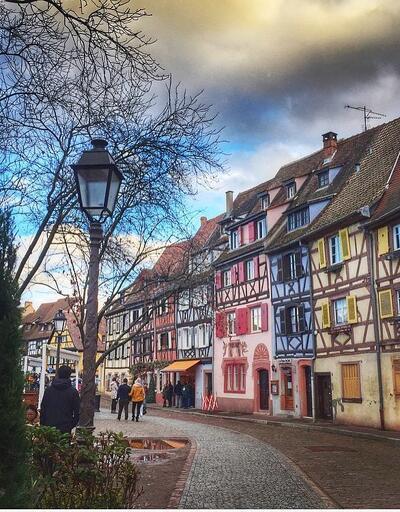 Paylaşılamayan kasaba: Colmar