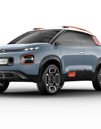 Citroen'den yeni SUV geliyor