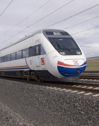 Bolu-Eskişehir arasında hızlı tren hattı çalışması yok