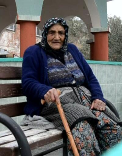 Fatma nine'nin bastonu silah sayıldı