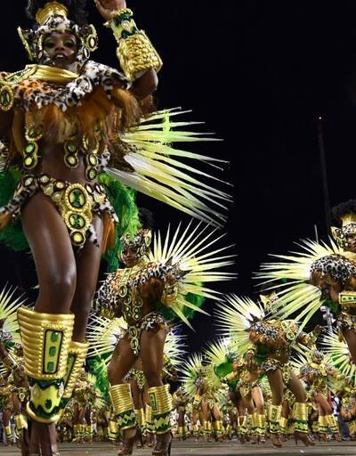 Rio Karnavalı kabusa döndü