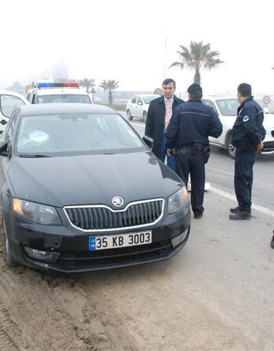 İzmir'de savcıya sopalı saldırı