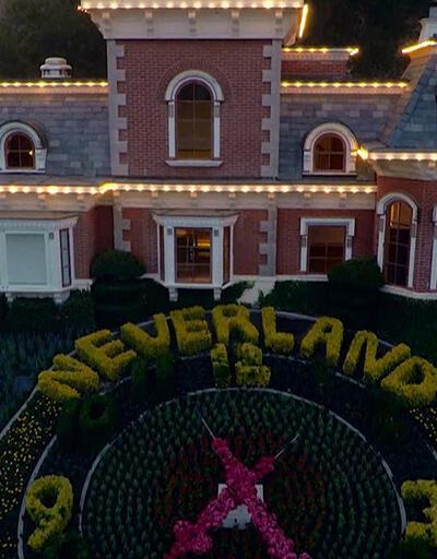 Michael Jackson'ın Neverland'i yeniden satışta