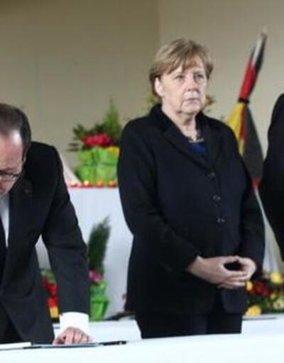Merkel: İlerlemezsek kurduğumuz her şey yıkılabilir