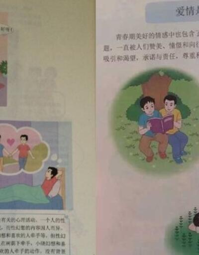 Çin'de eşcinsellik artık ders kitaplarında