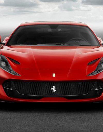 Ferrari'nin yeni canavarı 812 Superfast