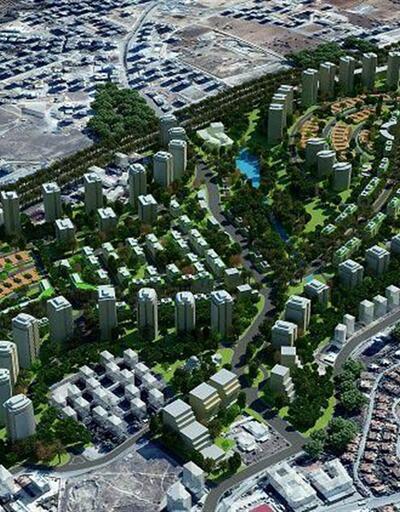 Belediye Evleri'nin kentsel dönüşümü onaylandı