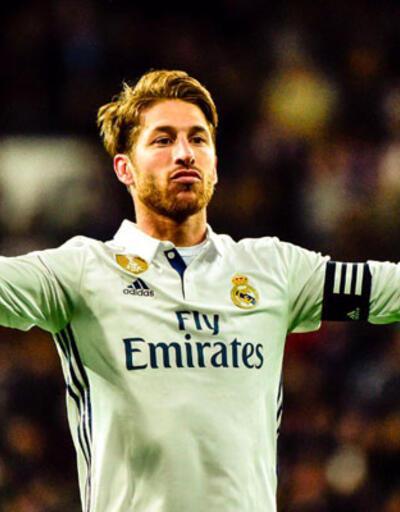 Sergio Ramos Real Madrid'i kurtardı