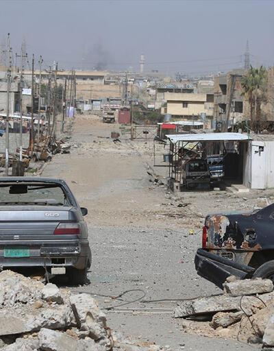 Musul'da patlama: 2 ölü