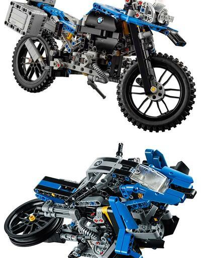 Bu kez BMW tasarımcıları LEGO modelini üretti