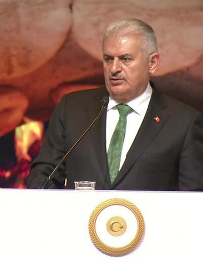 Başbakan Yıldırım Nevruz buluşmasında konuştu
