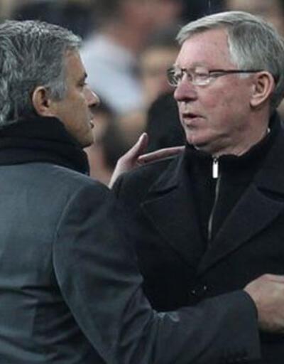 Alex Ferguson'dan Mourinho'ya mesaj