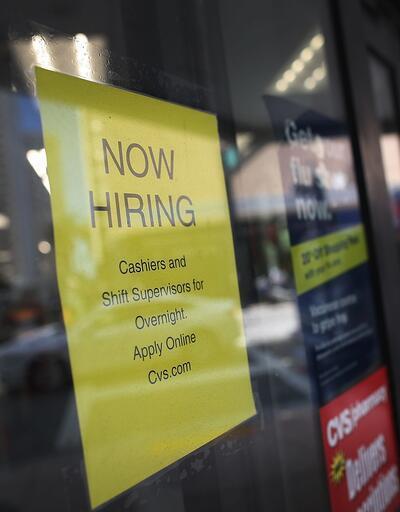 ABD'de işsizlik maaşı başvuruları 2 ayın zirvesinde