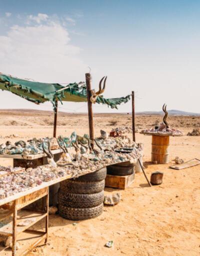 Rengarenk bir coğrafya: Namibya