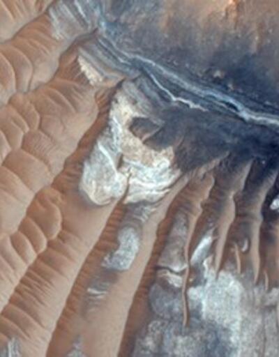 Mars ile ilgili önemli bir keşif daha