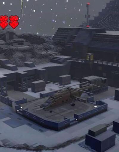 Metal Gear Solid, LEGO ile yeniden hayat buldu