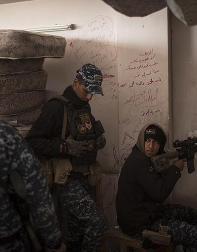 DEAŞ'ın keskin nişancılarına büyük darbe: 36 terörist öldürüldü