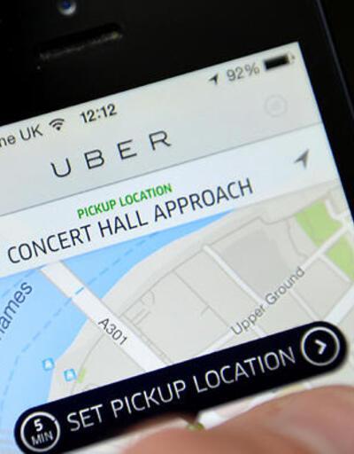 Uber Danimarka'dan çekildi