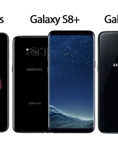 Dev Karşılaştırma: iPhone 7 Plus vs Galaxy S8+ vs Galaxy S7 Edge