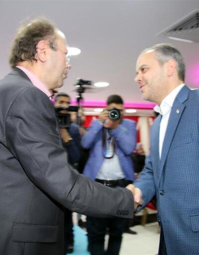 Bakan Kılıç ile yazar Kaplan arasında 'rahatsızlık' diyalogu