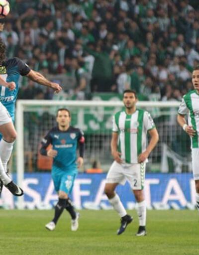 Konyaspor 2-0 Bursaspor