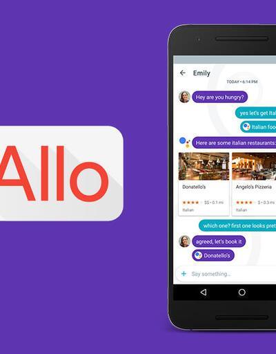 Google Allo'ya anket özelliği eklendi