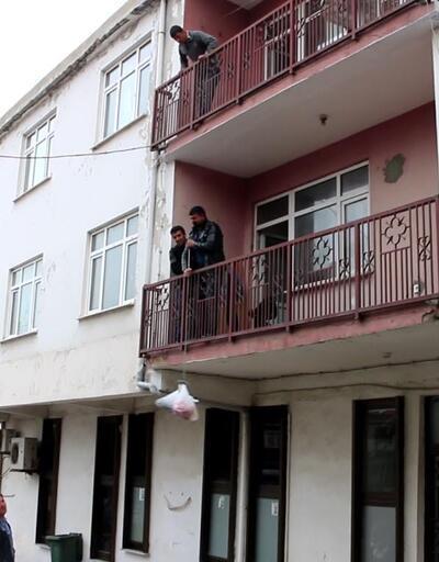 Belediye binayı mühürledi işçiler mahsur kaldı