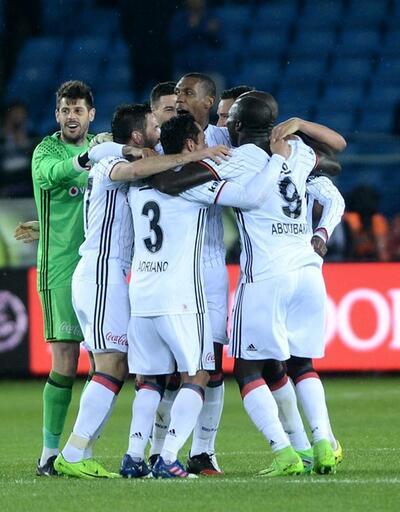 Beşiktaş cephesinden Trabzonspor taraftarını kızdıran tweet