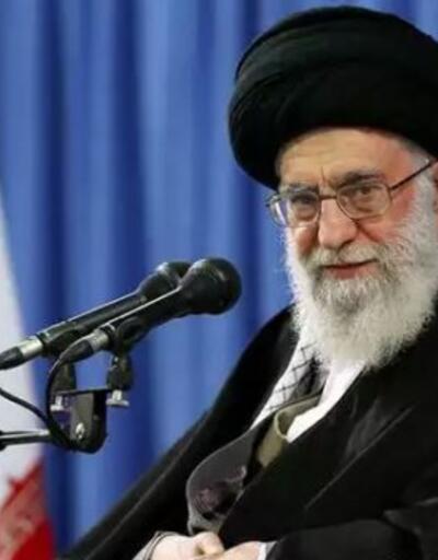 Son dakika... İran'daki olaylarla ilgili Hamaney'den ilk açıklama