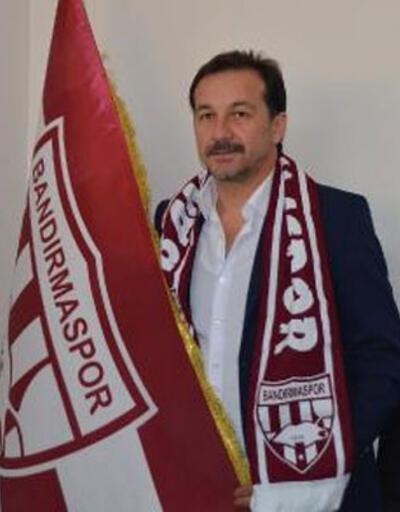 Yusuf Şimşek Bandırmaspor'dan istifa etti