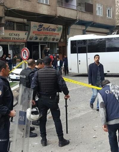 Son dakika: Diyarbakır'da patlama