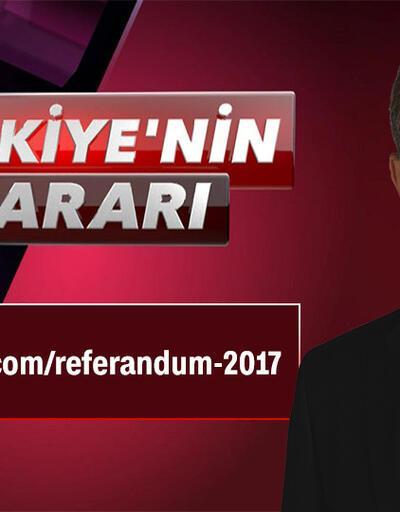 Türkiye referandum sonucunu CNN TÜRK'ten öğrenecek