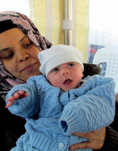 Ölüm yolculuğuna çıkan Kader bebekle annesi kurtarıldı